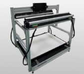 Stepper Table Spectroscopy